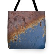 Tractor Decomposition Tote Bag