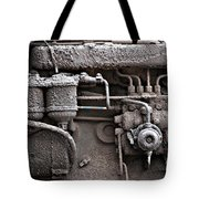 Tractor Engine II Tote Bag