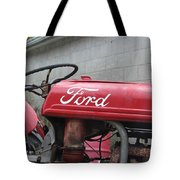 Tractor, Ford  Tote Bag