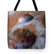Tractor Island Tote Bag
