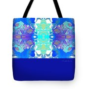 Tradition Blue Tote Bag