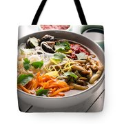 Traditional Chinese Soup  Tote Bag