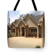Traditional Exterior Tote Bag