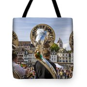 Traditional Guggenmusik Tote Bag