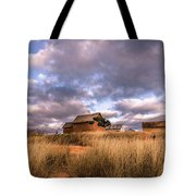 Traditional Hut Of Madagascar Countryside Tote Bag