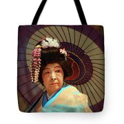 Traditional Japanese Tote Bag