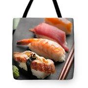 Traditional Japanese Sushi 2 Tote Bag