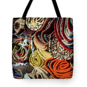 Traditional Moroccan Rugs Tote Bag