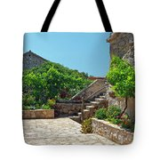 Traditional Old Hamlet Tote Bag