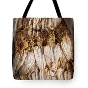 Traditional Sun Dried Squid In Kep Market Cambodia Tote Bag