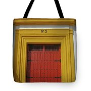 Traditions Of Sevilla Tote Bag