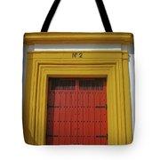 Traditions Of Sevilla Tote Bag