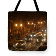 Traffic Malecon Pv Tote Bag
