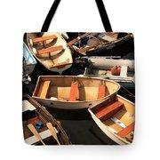 Trafic Jam Tote Bag