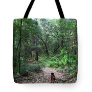 Trail Angel Tote Bag