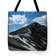 Trail From Grays To Torreys Tote Bag