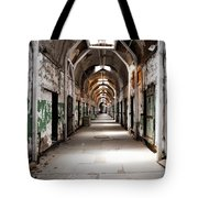 Trail Of Choices Tote Bag