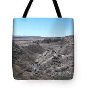 Trail Of The Acients-one Tote Bag
