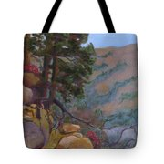 Trail Ridge Road Tote Bag