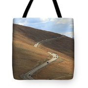 Trail Ridge Road Rocky Mountain National Park Tote Bag
