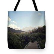 Trail Ridge Road Tote Bag