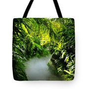 Trail To Adventure Tote Bag