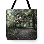 Trail Walking  Tote Bag