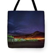 Trailer Travels Tote Bag