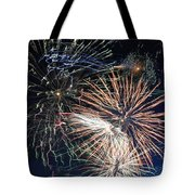 Trails Of The 4th Tote Bag