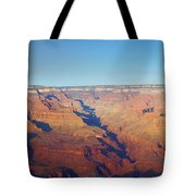 Trailview Overlook Iv Tote Bag