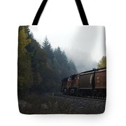 Train 1 Tote Bag