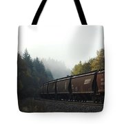 Train 2 Tote Bag