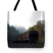 Train 3 Tote Bag