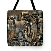 Train - Engine - Brothers Forever Tote Bag