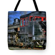 Train No. 3 Tote Bag