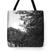 Train Station In Deerfield Beach Tote Bag