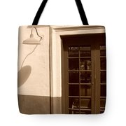 Train Station Of The 40s  Tote Bag