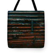 Trains 13 Vign Tote Bag