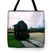 Trains 3 7a Tote Bag