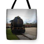 Trains 3 Vign Tote Bag