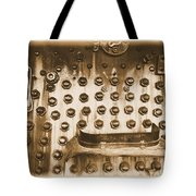 Trains 4 2a Tote Bag