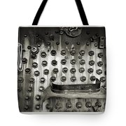 Trains 4 4a Tote Bag
