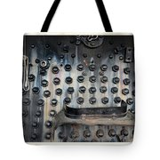 Trains 4 5a Tote Bag