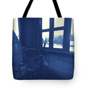 Trains 5 3 Tote Bag