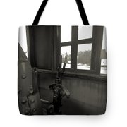 Trains 5 4 Tote Bag