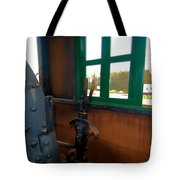 Trains 5 Selfoc Tote Bag