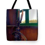 Trains 6 Selfoc Tote Bag