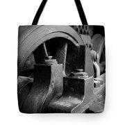 Trainwheels Tote Bag