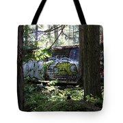 Trainwreck Monster Tote Bag