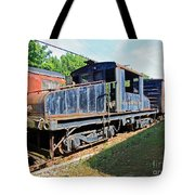 Trainyard 7 Tote Bag
